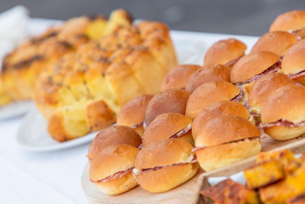 Servizio catering La Fruttivendola