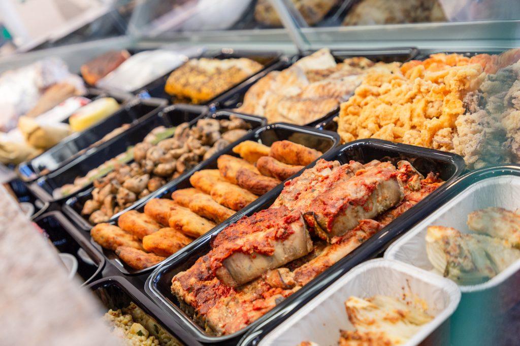 Banco gastronomica La Fruttivendola