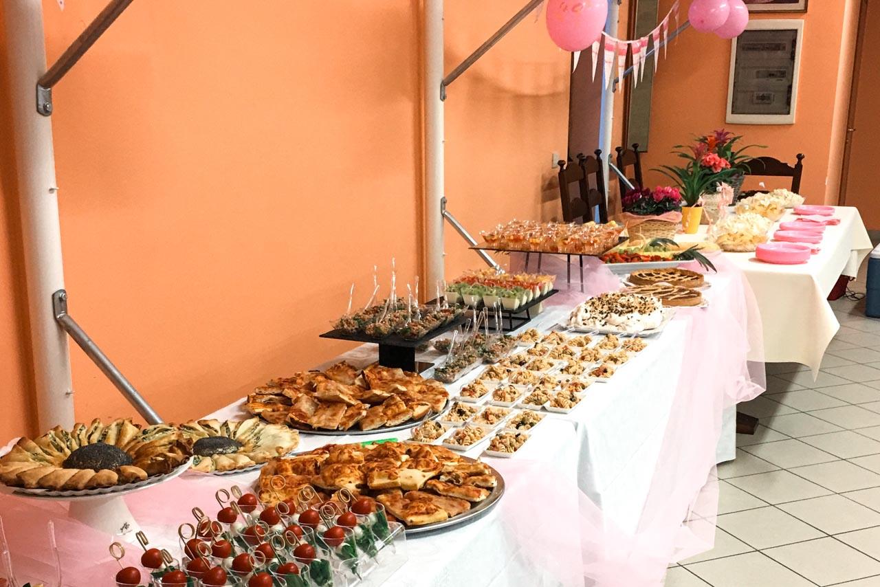 Servizi catering per compleanni