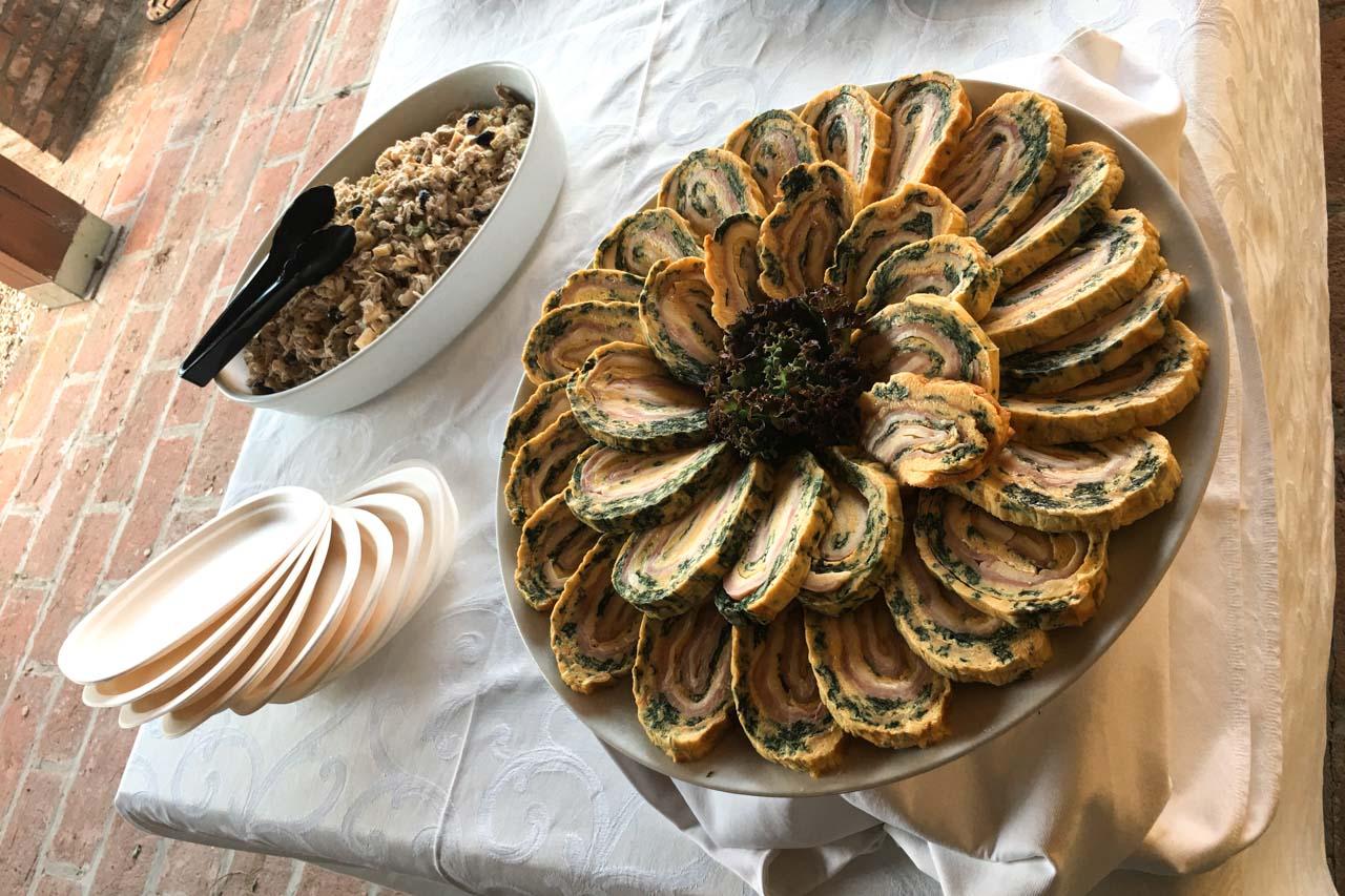 Servizi catering per cerimonie